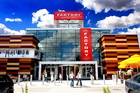 FACTORY Outlet - Shopping in Poznan