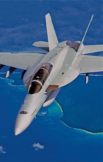 F/A-18 Super Hornet to enhance India's naval and