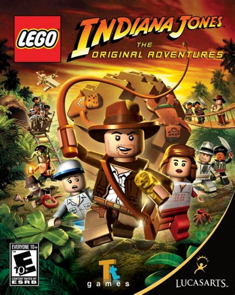 LEGO Indiana Jones: The Original Adventures (Game) - Giant