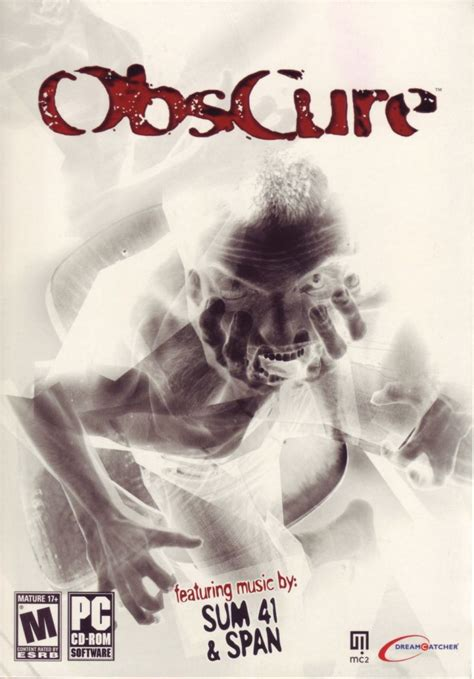 ObsCure for PlayStation 2 (2004) - MobyGames