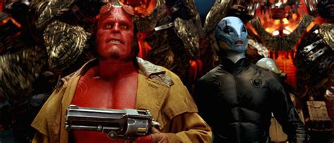 Ron Perlman Passes the Torch to Star of the Hellboy Reboot
