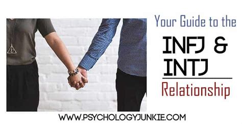 Your Guide to the INFJ and INTJ Relationship - Psychology